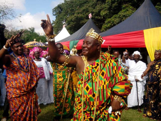 Ga-Dangme chiefs