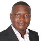Gayheart Mensah, Head of External Affairs for Vodafone Ghana