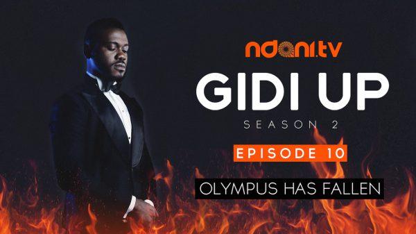 Gidi Up - olympus has fallen