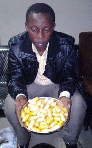 ezimora chidi with his drugs