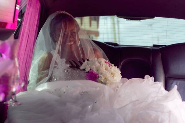 Franklin and Roseline wedding