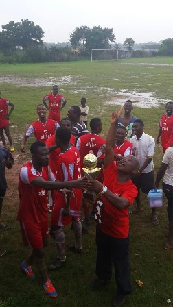 Airtel Ghana Football team