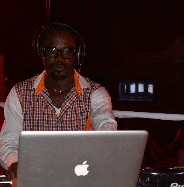 DJ Perfekt At Hnnessy Artistry Concert 1