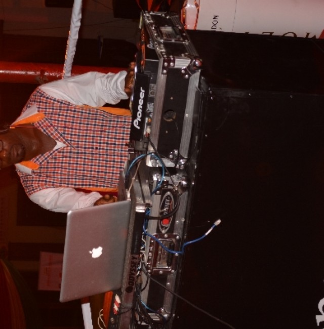 DJ Perfekt At Hnnessy Artistry Concert 2