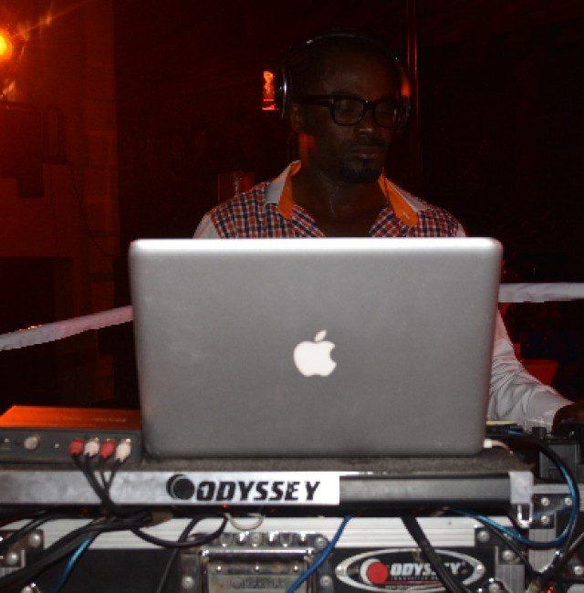 DJ Perfekt At Hnnessy Artistry Concert
