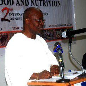 Dr Lamourdia Thiombiano, FAO Representative to Ghana