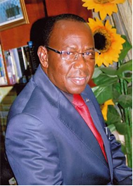 Iddrisu Mumuni Dimbie founder/Director of CELPS