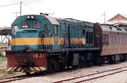 Nigeria-Railway