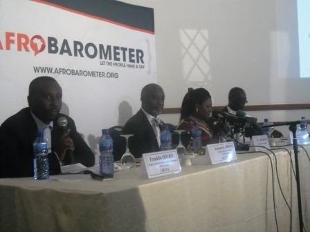 Panelists at the AB Survey Report launch