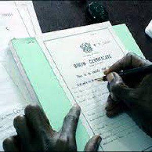 birth and death registration