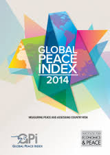 2014 Annual Global Peace Index