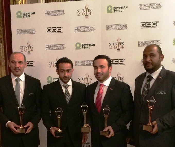MoI Wins 14 Stevie Awards