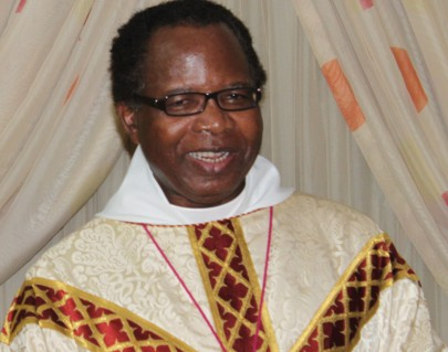 he Most Reverend Dr. Ephraim Adebola Ademowo