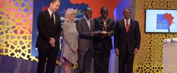Joseph Mathenge wins 2014 CNN MultiChoice African Journalist of the Year award