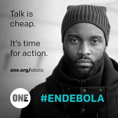 Celeb Fally ebola