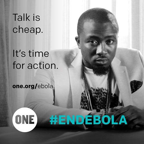 Celeb Ice ebola