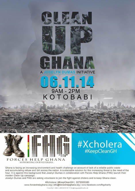 Clean Up  Ghana