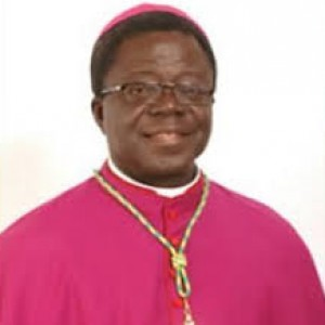 Most Reverend Joseph Osei-Bonsu,