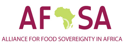 Alliance For Food Sovereignty In Africa