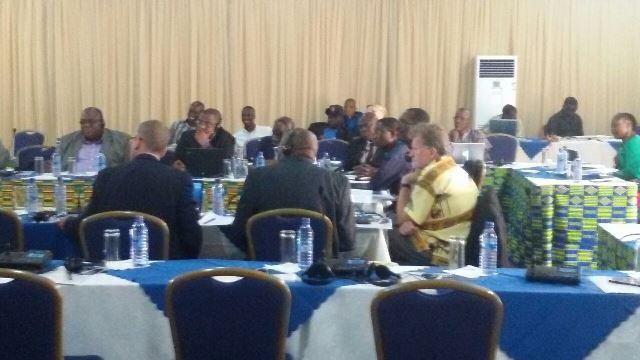 Public Officials ECOWAS