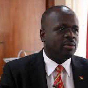 Dr Edward Omane Boamah, Minister of Communications