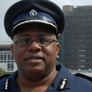 Mohammed Alhassan, Inspector General of Police.