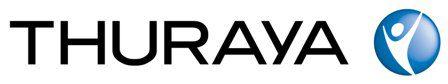 Thuraya logo ENG Primary Slogan