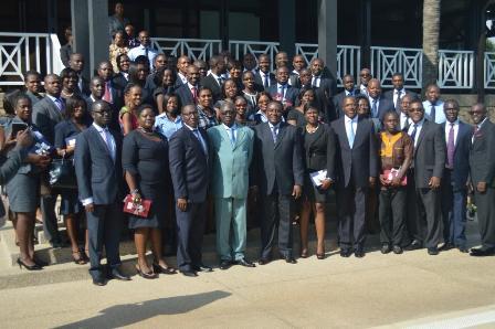 Fidelity Bank Honours Staff