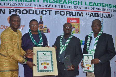 Kasapreko Bags Medicinal Herbal Brand of the Year