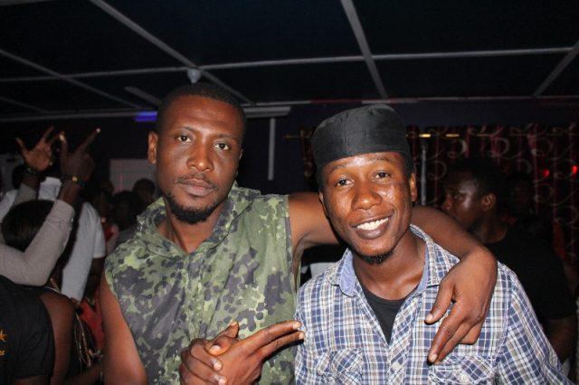 Okomfo Kwadee and fan