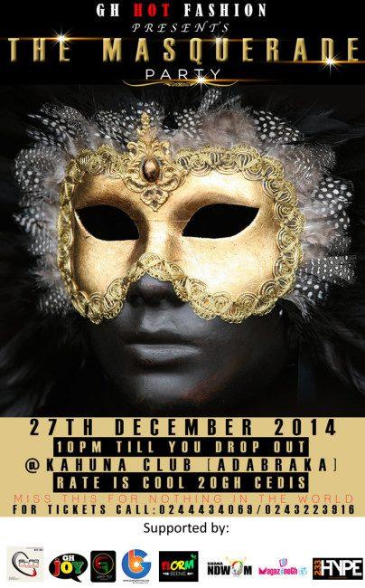 The Masquerade Party2