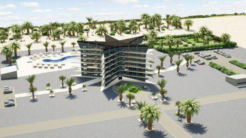 The Black Star Luxury Apartments