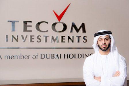 Malek Al Malek, CEO, TECOM Business Parks