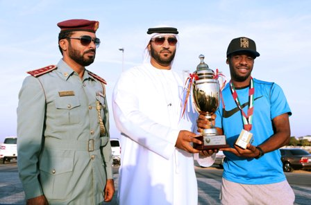 Government and Diplomatic Premises Protection Department wins ADP Iron Man Tournament