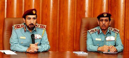 Al Sha?far Calls upon RAK Police to Provide the Best Service to the Public