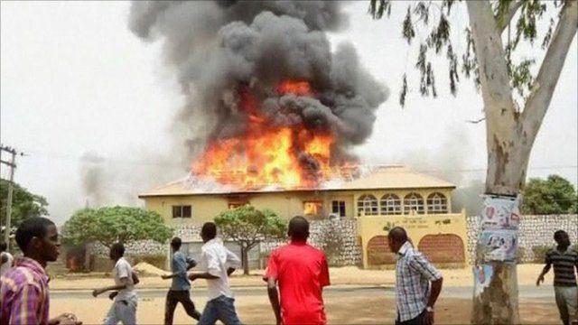 2011 Buhari inspired violence