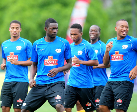 Bafana Bafana have started pre-AFCON camping.