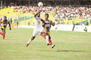 Hearts travel to Kumasi to face Kotoko on 8 February