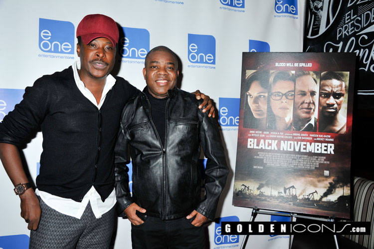 USA - Special Screening and Q&A of Black November