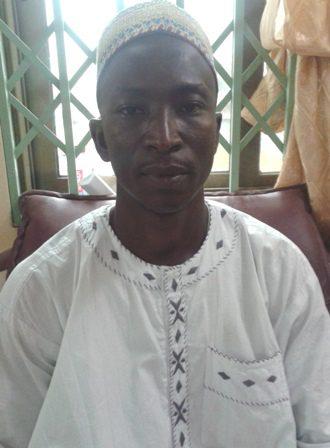 Alhaji Yussuf Iddrisa, Fulaini Chief of Ashaiman