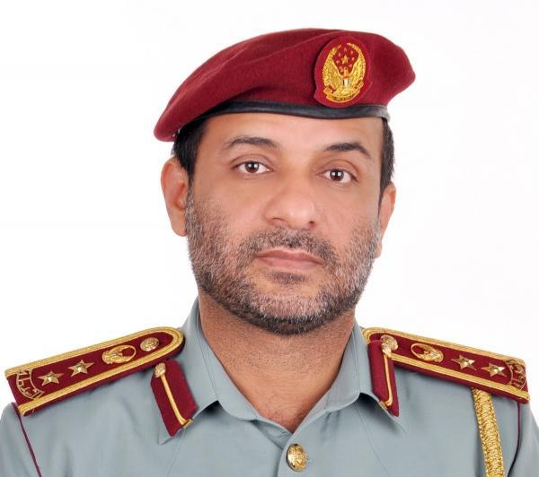 Colonel Mohammed Ahmed Al Hosani