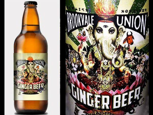Ganesh-Lakshmi beer