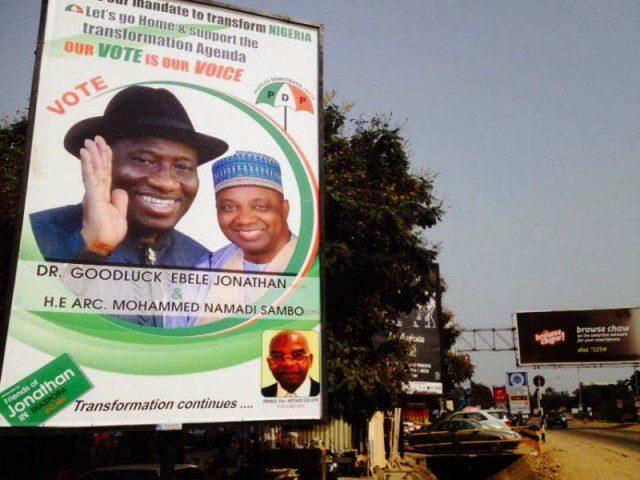 Ghanaian-billboards