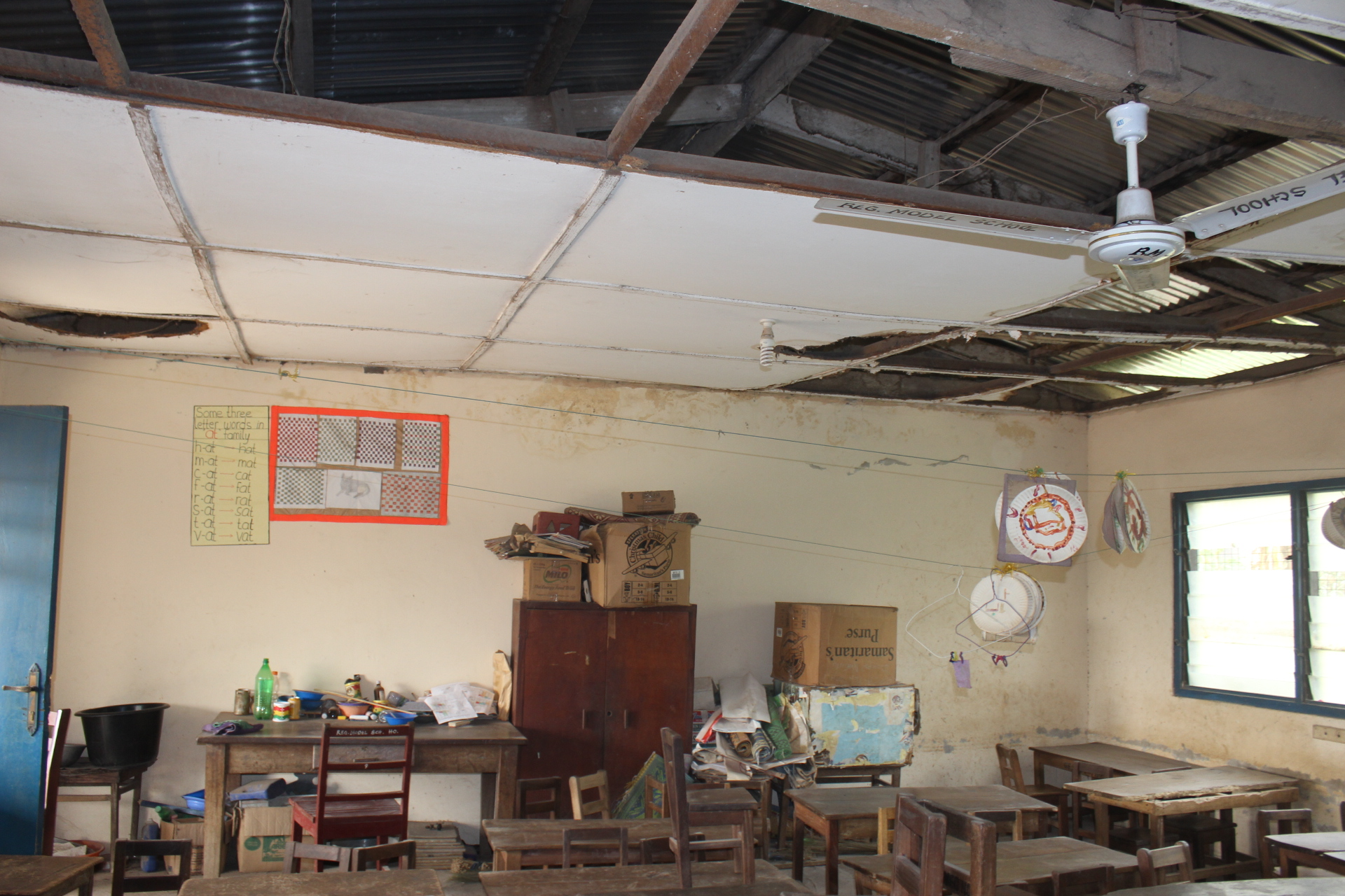 HO MODEL SCHOOL