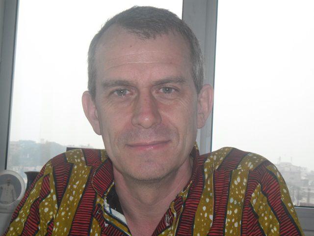 Mark Davis, Esoko CEO