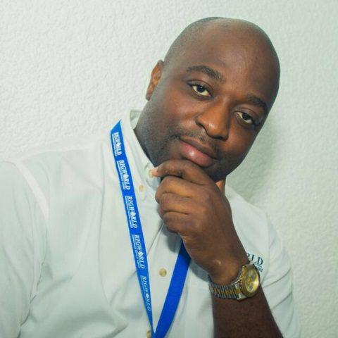 Managing Director for Rigworld International Services, Mr. Kofi Abban