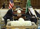 Obama with new Saudi King