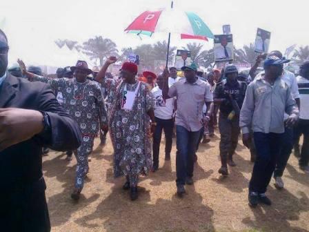 Okowa Deputy and Hillary