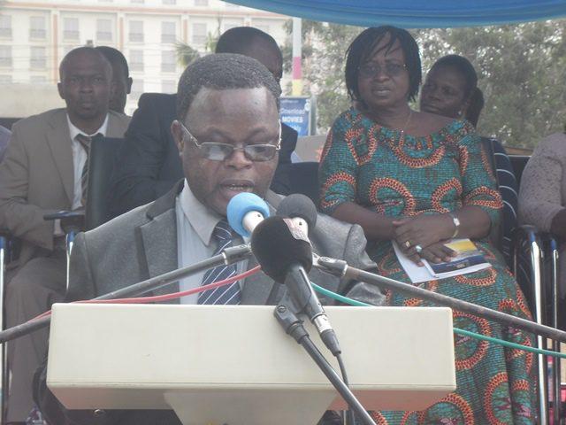 Professor Sylvester Achio, Accra Polytechnic Rector