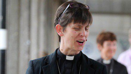 Right Reverent Libby Lane
